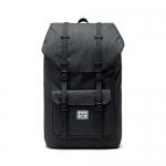 Herschel Little America Backpack, Crosshatch/Black Rubber