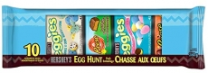 Hershey Easter Egg Hunt Candy Variety Pack (10 Count), 360g