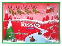Hershey Milk Chocolate Kisses 2020 Christmas Advent Calendar