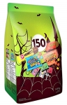 HERSHEY'S 150ct Assorted Halloween Chocolates and Candy