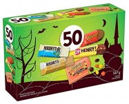 HERSHEY'S 50ct Assorted Halloween Chocolates