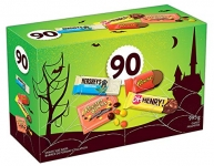 HERSHEY'S 90ct Assorted Halloween Chocolates
