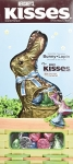 Hershey's Milk Chocolate Bunny with Kisses, 170-Gram