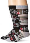 High Point Men's Nintendo Crew Socks