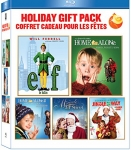 Holiday Gift Pack (Bilingual) [Blu-ray]