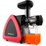Homever Low Speed Masticating Juicer Extractor, BPA Free Cold Press Juicer