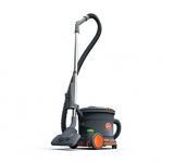 Hoover Commercial Hush Tone Canister Vacuum, 9 L
