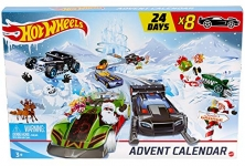 Hot Wheels Advent Calendar 2020