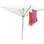 Household Essentials Height Adjustable Outdoor Umbrella Drying Rack