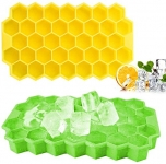 Beyond Honeycomb Ice Cube Molds, 2 Pack