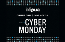 Indigo Cyber Monday Sale