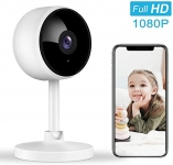 Littlelf 1080P Wireless Indoor Security Camera