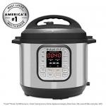 Instant Pot Duo 7-in-1 Pressure Cooker, 6 Quart