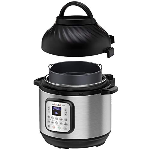 Instant Pot Duo Crisp 11-in-1 Air Fryer