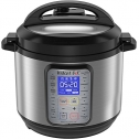 Instant Pot Duo Plus60 9-in-1 Multi-Use Programmable Pressure Cooker, Slow Cooker, 6 Quart