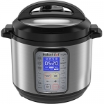Instant Pot 9-in-1 Pressure Cooker, 6 Qt