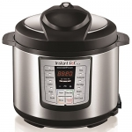 Instant Pot Lux 6-in-1 Multi-Use Programmable Pressure Cooker, 6 Quart