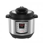 Instant Pot LUX-MINI 6-in-1 Electric Pressure Cooker, 3 Slow, 3 quart, Silver