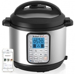 Instant Pot Smart Bluetooth Multi-Use Programmable Pressure Cooker, 6 Quart