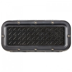 JAM Xterior Max Rugged/Splashproof Bluetooth Wireless Speaker – Black/Grey
