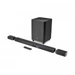 JBL 4K Ultra HD 5.1-Channel Soundbar with True Wireless Surround Speakers