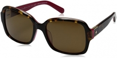Kate Spade Women's Annora/PS ANNORPS Polarized Rectangular Sunglasses