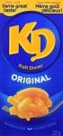 KD KRAFT DINNER – Original Macaroni & Cheese 225G, Pack of 4