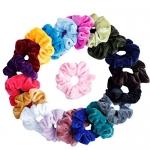 KECUCO 20 Pcs Hair Scrunchies