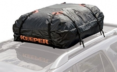 Keeper Waterproof Roof Top Cargo Bag (15 Cubic Feet)