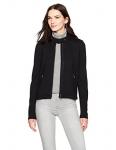 KENNETH COLE NEW YORK Women's Signature Moto Jacket