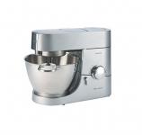 Kenwood KMC011 Chef Stand Mixer Kitchen Machine, Silver