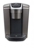 Keurig K-Elite Coffee Maker, Brushed Slate