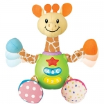 KiddoLab Charmie The Giraffe Baby Learning Toy