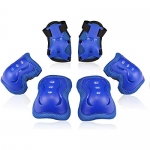 Kids/Youth Protective Gear Set (Knee Pad Elbow Pads Guards)