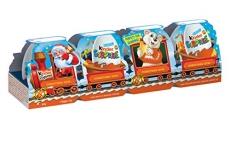 Kinder Surprise T4 Train Classic, 80 grams