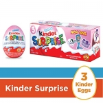 Kinder Surprise, 3 Count
