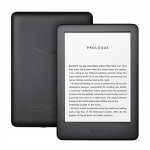Kindle, now with a built-in front light – Black