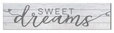 Kindred Hearts 40″ x 10″ Sweet Dreams Shiplap Wall Sign