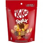 KIT KAT NESTLÉ KITKAT Snax, Bite Sized Chocolatey Wafer Snack Mix, 120 g