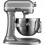 KitchenAid 6-qt 590 W Bowl Lift Mixer (Contour Silver)