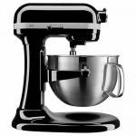 KitchenAid 6-qt 590 W Bowl Lift Mixer (Onyx Black)