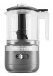 KitchenAid Cordless Chopper, 5 cup, Matte Charcoal Grey