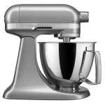 KitchenAid Artisan Mini Stand Mixer, Contour Silver