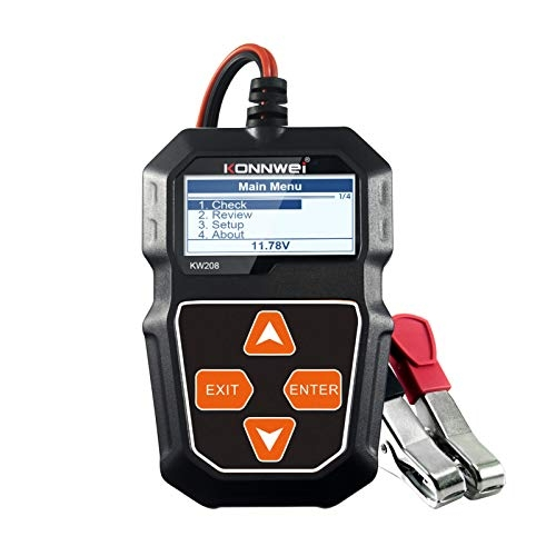 50% Off Coupon Code for KKmoon Car Battery Load Tester