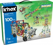 Knex 100 Model Imagine Building Set