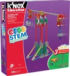 Knex 79319 Education STEM EXPLORATIONS: Levers & PULLEYS Building Set Kit