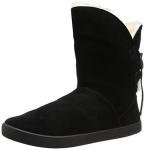 Koolaburra by UGG Women's Shazi Short Boot, black, 05 M US