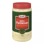 KRAFT Grated Parmesan Cheese 500G