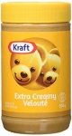 Kraft Peanut Butter, Extra Creamy, 500g