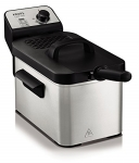 Krups Easy Pro 2.5 L Deep-Fryer with Snack Accessory